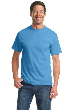 Mens Aquatic Blue T-Shirt