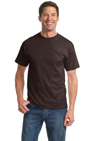 Mens Dark Chocolate Brown T-Shirt